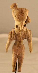 Indus Valley Mehrgarh terracotta figurine