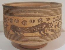 Load image into Gallery viewer, Indus Valley bowl with 3 leopards