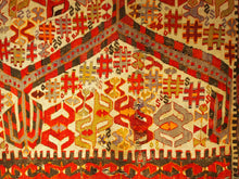 Load image into Gallery viewer, Konya kilim, antique.