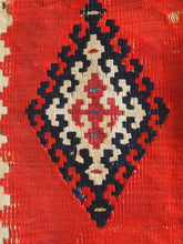 Load image into Gallery viewer, Şarköy miniature kilim.