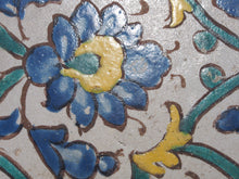 Load image into Gallery viewer, Timurid Cuerda Seca Pottery Tile
