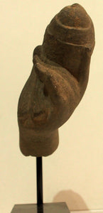 Hand of Vishnu with the conch shell, Khmer Art