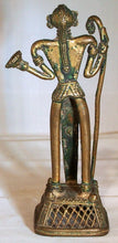 Load image into Gallery viewer, Tribal bronze Bastar, India.