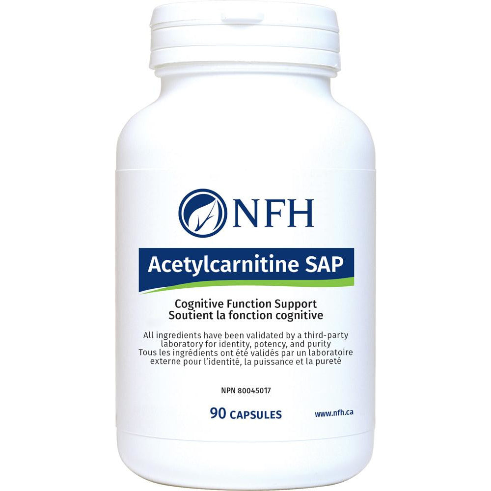 ACETYLCARNITINE SAP 90 caps - iwellnessbox