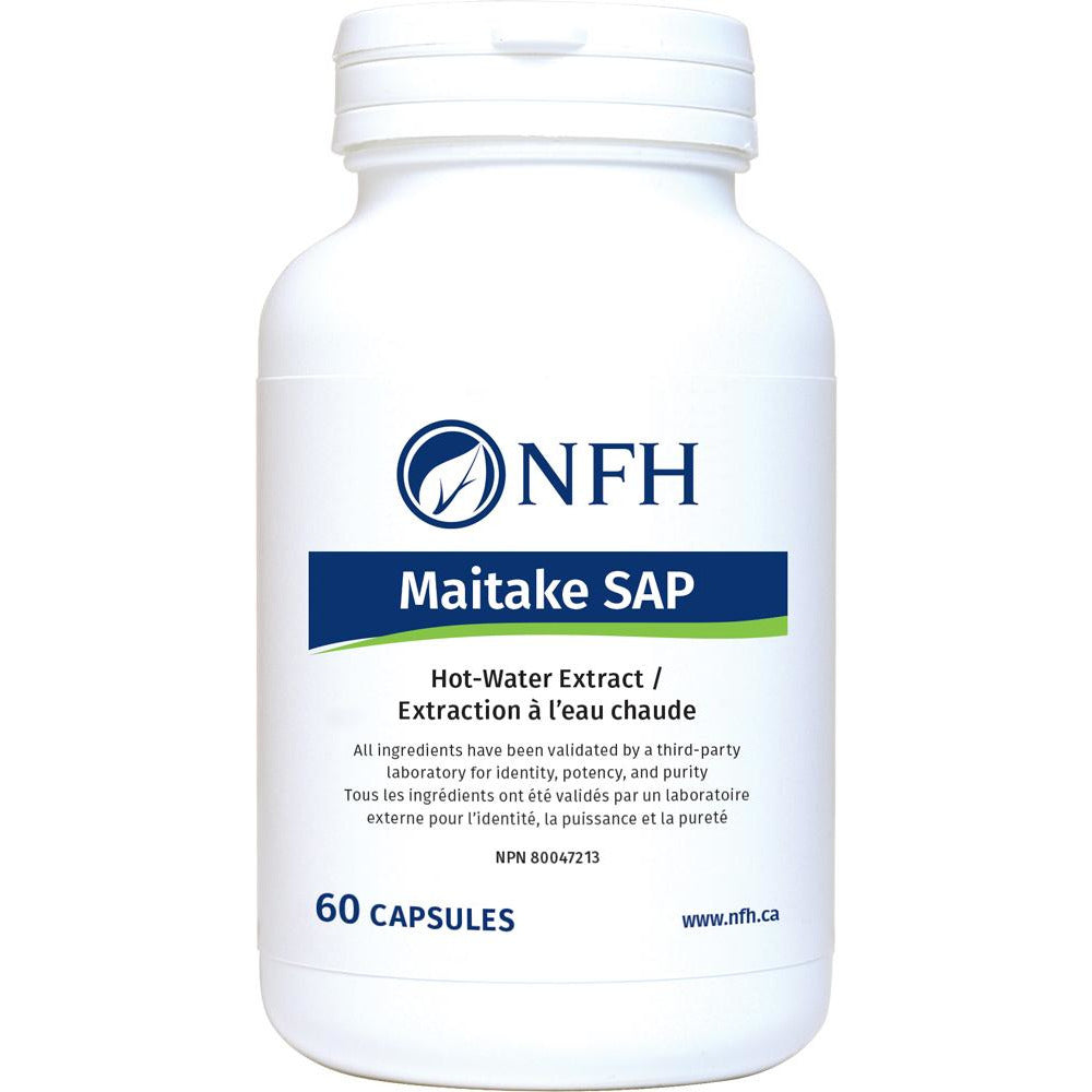 MAITAKE SAP 60 caps MUSHROOM EXTRACT FOR OPTIMAL HEALTH AND IMMUNE SUPPORT