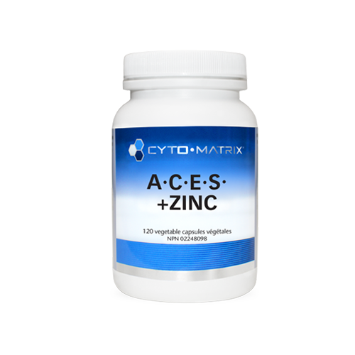 A.C.E.S. + Zinc - iwellnessbox