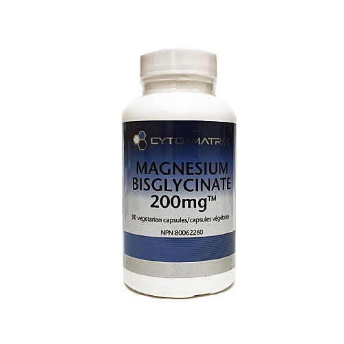 Magnesium Bisglycinate 90 veg caps - iwellnessbox