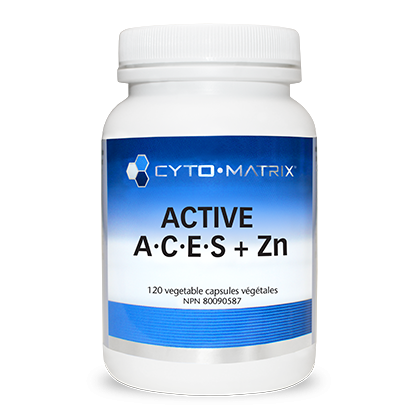 Active A.C.E.S. + Zinc - iwellnessbox