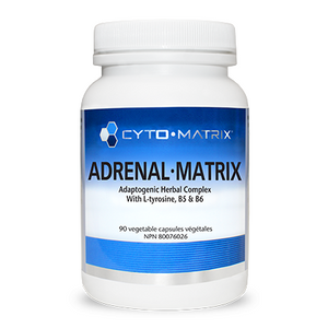 Adrenal Matrix 90 veg caps - iwellnessbox