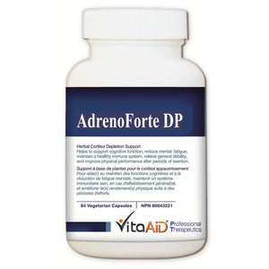 AdrenoForte DP Herbal Cortisol Support for Stages 3 & 4 of HPA-Dysregulation 84 veg caps