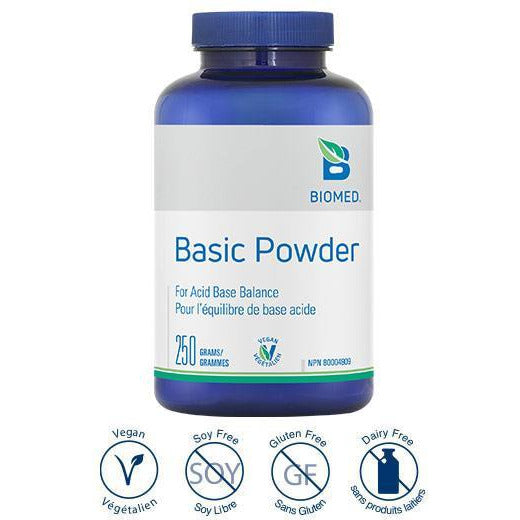 Basic Powder