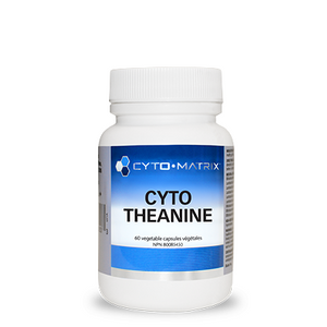 Cyto-Theanine 60 veg caps - iwellnessbox
