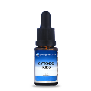 Cyto D3 Kids Drops 400 IU 15 ml - iwellnessbox
