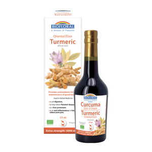 Turmeric Oriental Elixir 3000 mg 375 ml - iwellnessbox