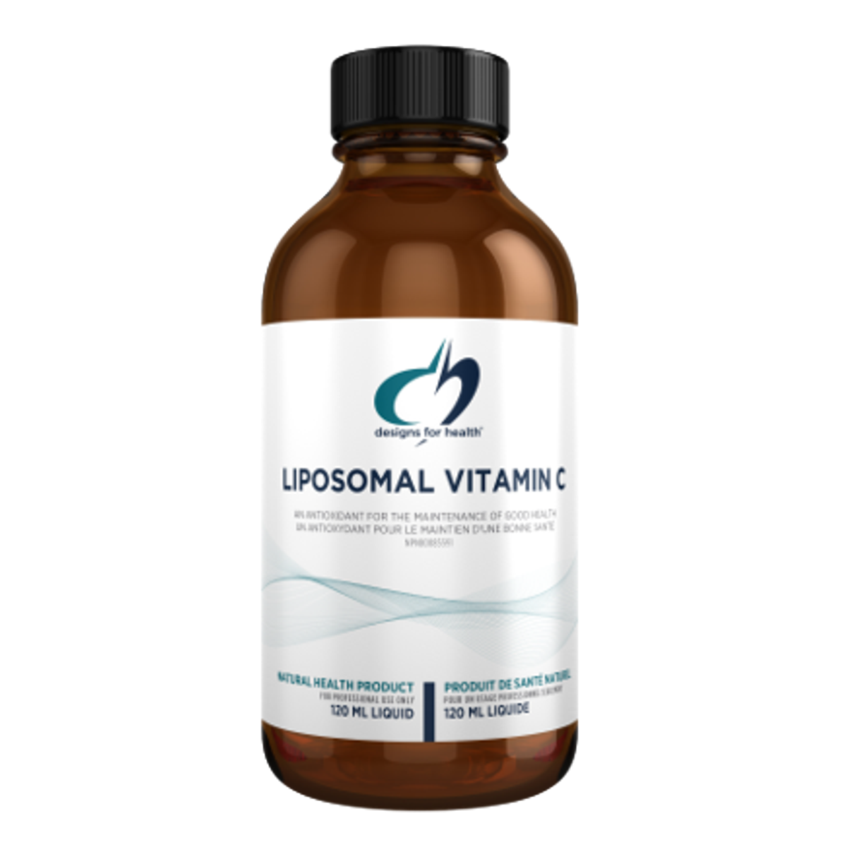 Liposomal Vitamin C, 120 mL - iwellnessbox