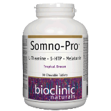 Somno-Pro Tropical Breeze 90 Chewable Tablets