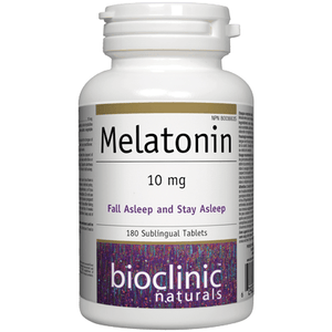 Melatonin 10 mg 180 SL Tabs