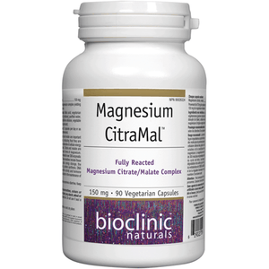 Magnesium CitraMal® Fully Reacted 90 vcaps