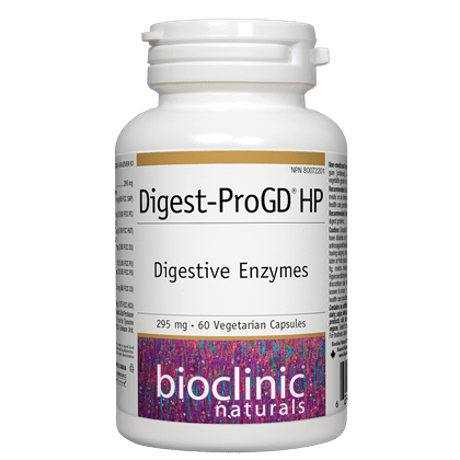 Digest-ProGD® HP 295 mg Digestive Enzymes 60 vcaps
