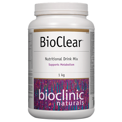 BioClear® Nutritional Drink Mix Supports Metabolism 1 kg - iwellnessbox