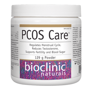 PCOS Care® Provides Recommended 40:1 Ratio of Myo to D-Chiro Inositol 129 g