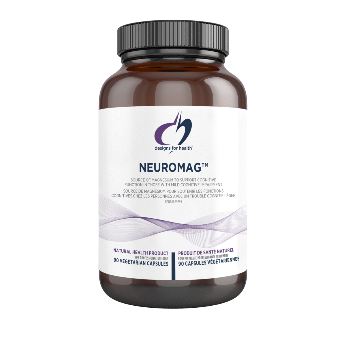 NEUROMAG™ 90 vcaps - iwellnessbox