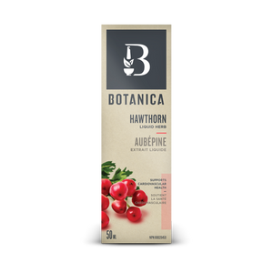 Botanica HAWTHORN LIQUID HERB 50 ml