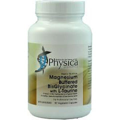 Magnesium Buffered BisGlycinate with L-Taurine