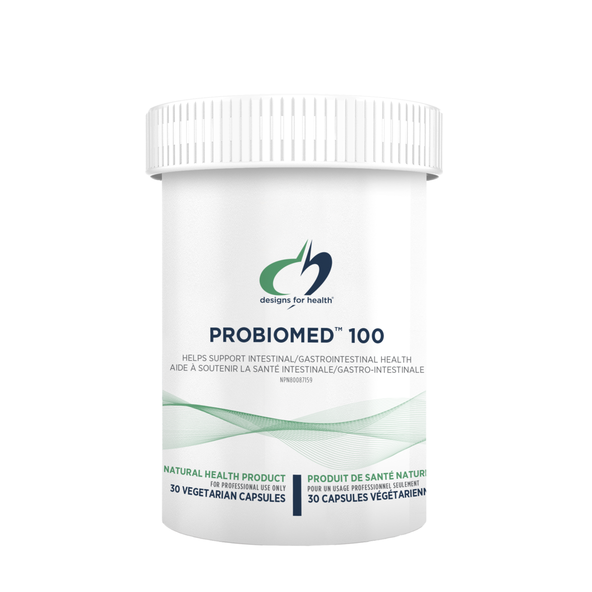 PROBIOMED™ 100 30 caps - iwellnessbox