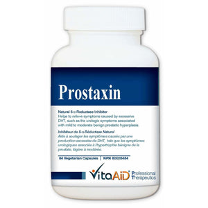 Prostaxin Relieves BPH Urological Symptoms and Inhibits Prostate Hyperplasia 84 veg caps