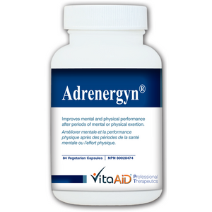 Adrenergyn® Adrenal Support for HPA-Axis Dysfunction 84 veg caps