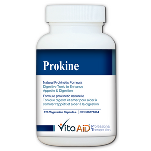 Prokine Natural Prokinetic Formula 126 veg caps - iwellnessbox