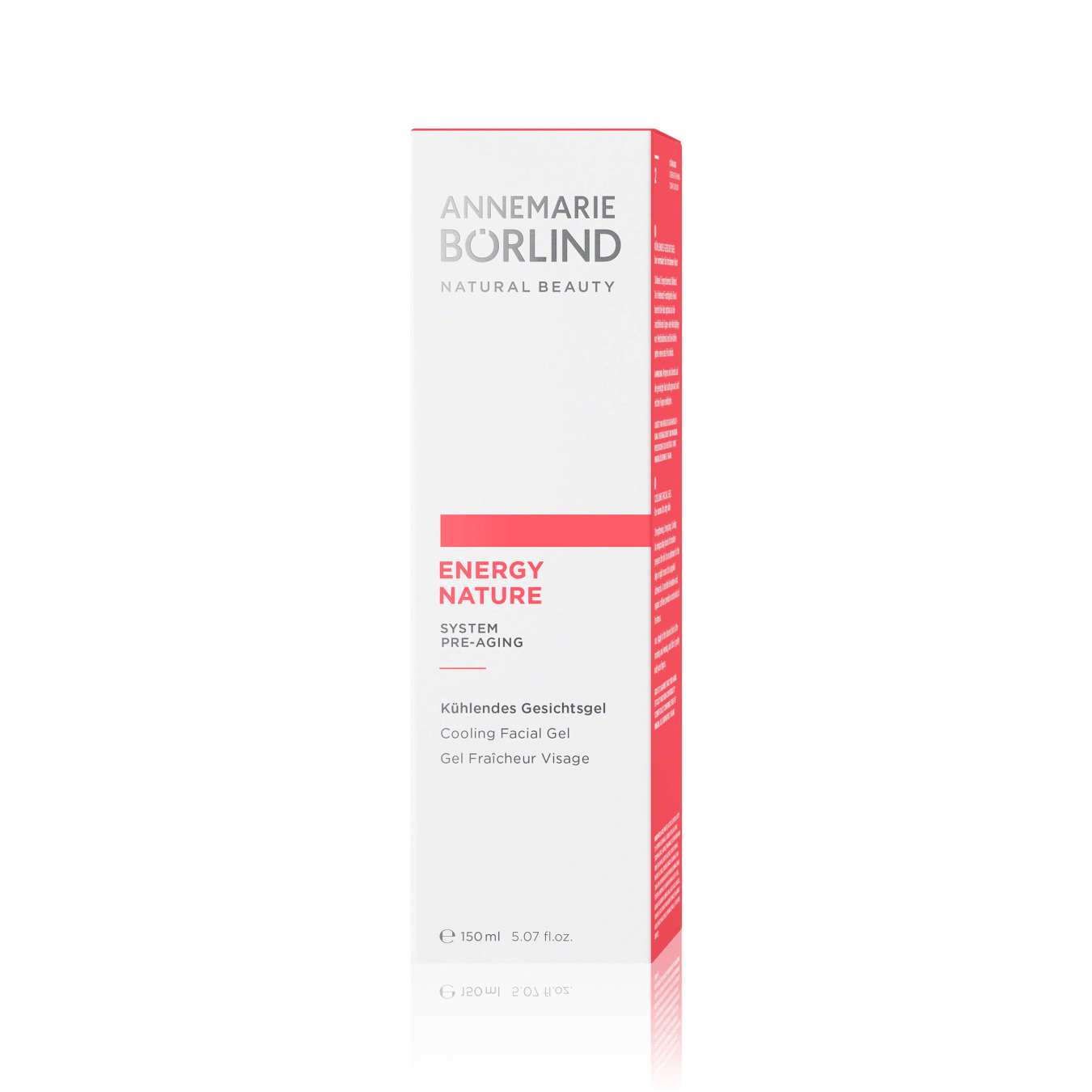 ANNEMARIE BÖRLIND ENERGYNATURE SYSTEM PRE-AGING Cooling Facial Gel 150 ml - iwellnessbox