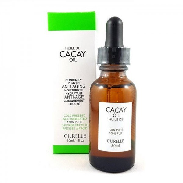 Curelle Cacay Oil 30mL - iwellnessbox