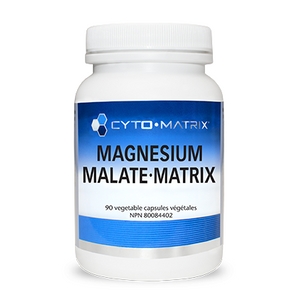 Magnesium Malate-Matrix 90 veg caps