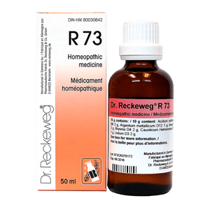 R73 Homeopathic medicine 50 ml