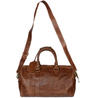 Andrew Philips® Westbridge Leather Duffel
