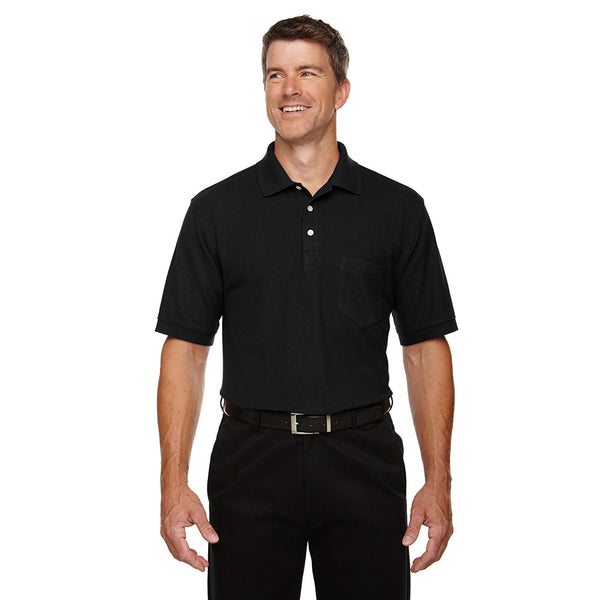 Men's Devon & Jones DRYTEC20™ Performance Pocket Polo