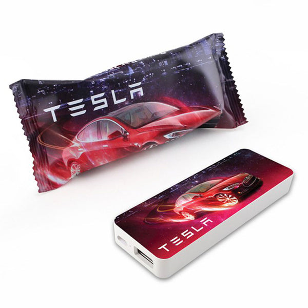 Power Bar 2500mAh UL with Full Color Wrapper