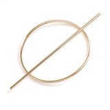 Orbital Hair Pin