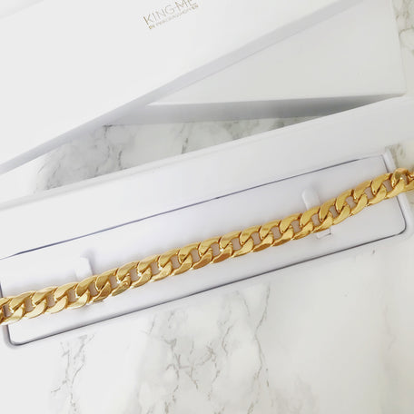 KING CUBAN LINK CHOKER