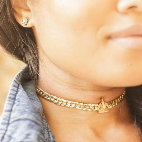 BY FAITH CHOKER - KING ME Custom Jewelry by PG