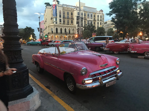 New Years in Havana