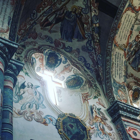 Sanctuary of Antotonilco_sistine chapel of Mexico_san miguel de allende_church_world heritage site