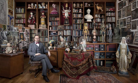 Mark-Ryden_artist_studio