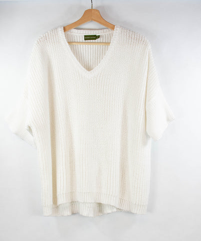 Kennedy_Tunic_sweater_handknit_white_one-size_front_smaller