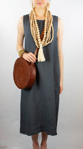 Linen_tank_dress_charcoal_pullover_pockets_