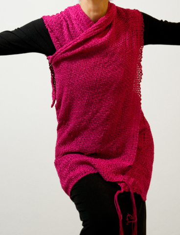 fuscia_wrap_handwoven_handmade_versatile_mexico_san miguel_made by women