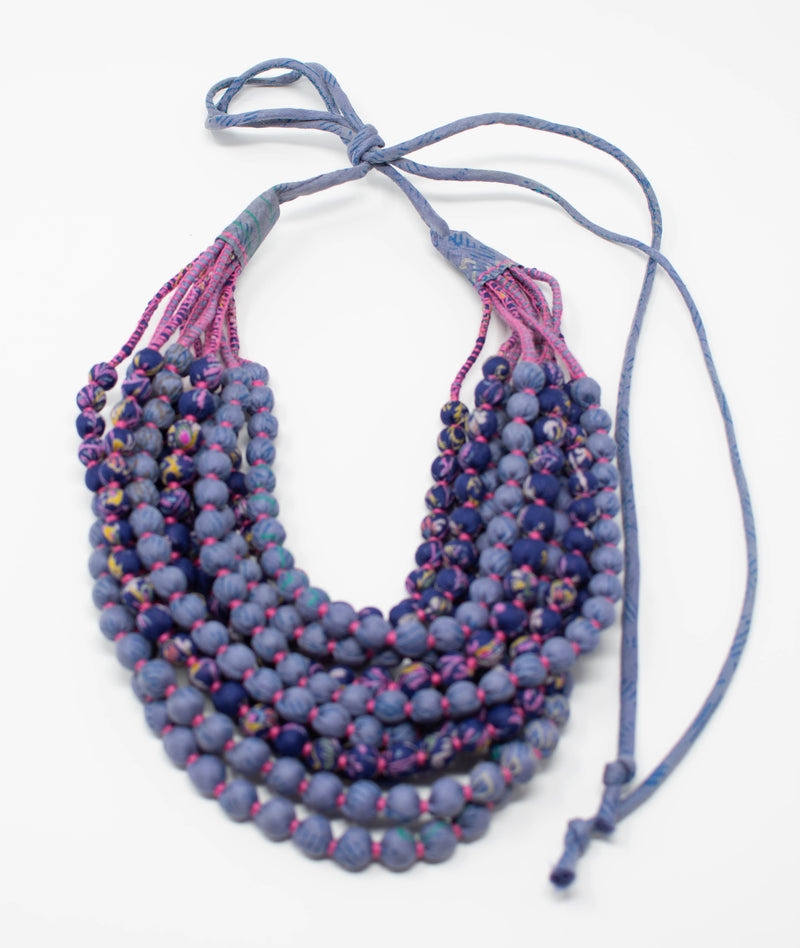 Eve 12 strand Necklace