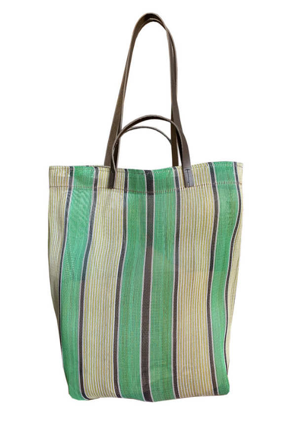 Spencer Devine Assam Market Bag, Small